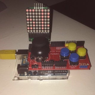 AbHhGD - the Arduino Based Hand-held Gaming Device