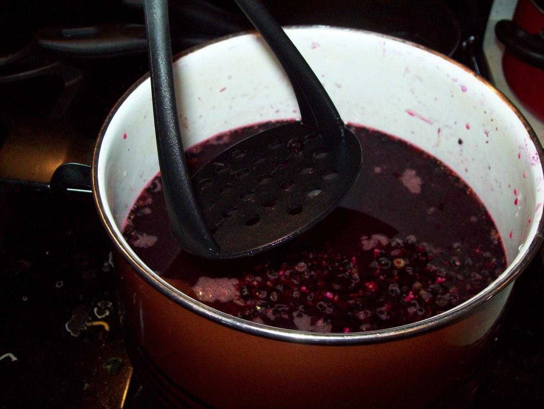 Making the Dye