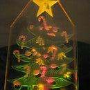 Lightup Christmas Tree Decoration