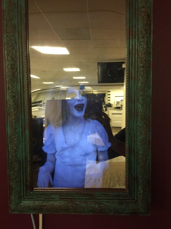 Haunted Magic Mirror
