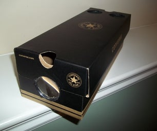 An IPod Projector - Made From Trash!