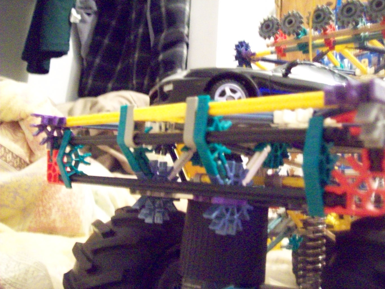 New K'NEX Crawler.