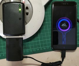 Mobile Charger Timer Using Attiny85