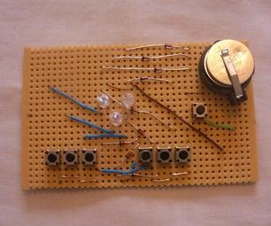 RGB LED  Mixer