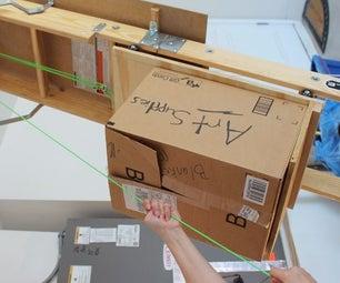 DIY Attic Storage Assistance