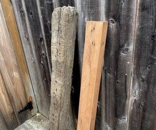 将再生木头转入木材!