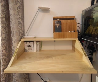 折叠架子桌