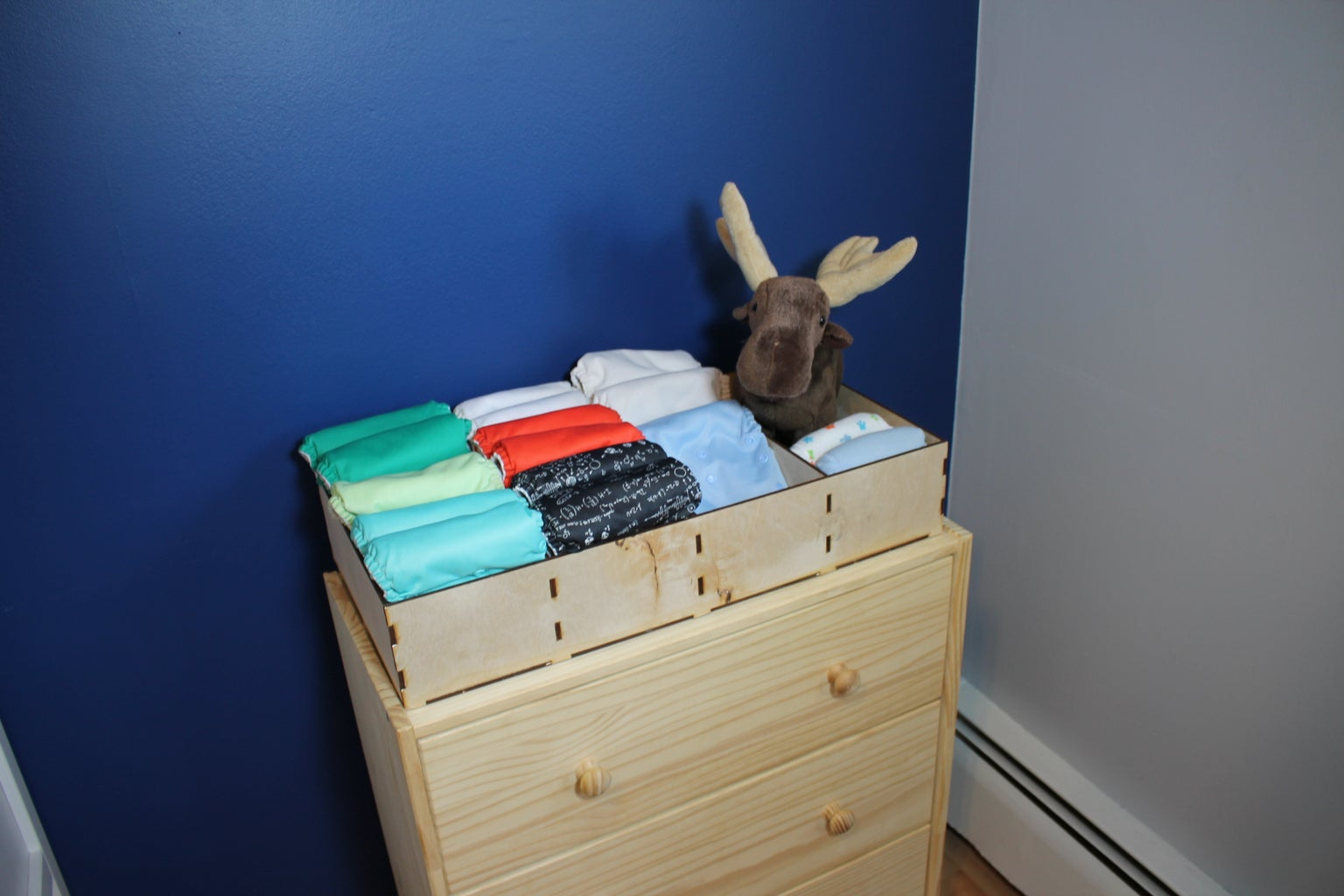 Cloth Diaper Sorter