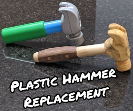 Carving a Wooden Toy Hammer