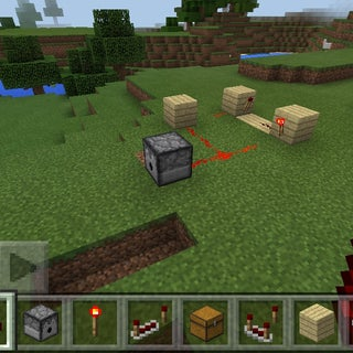 How to Make an Automatic Arrow Launcher in All Minecrafts [pe, Pc, Wii U, and Xbox]