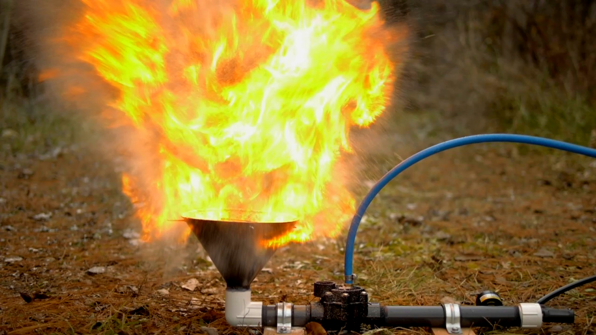 How to Make an Air Powered Explosion Simulator
