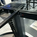 Adjustable Height (Sit / Stand) Desk Power Cord Hack