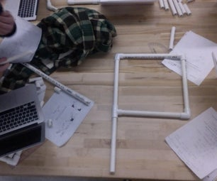 How to Make a P Out of PVC