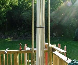 V10 (vawt,savonius,vertical Axis,windturbine,ametek)