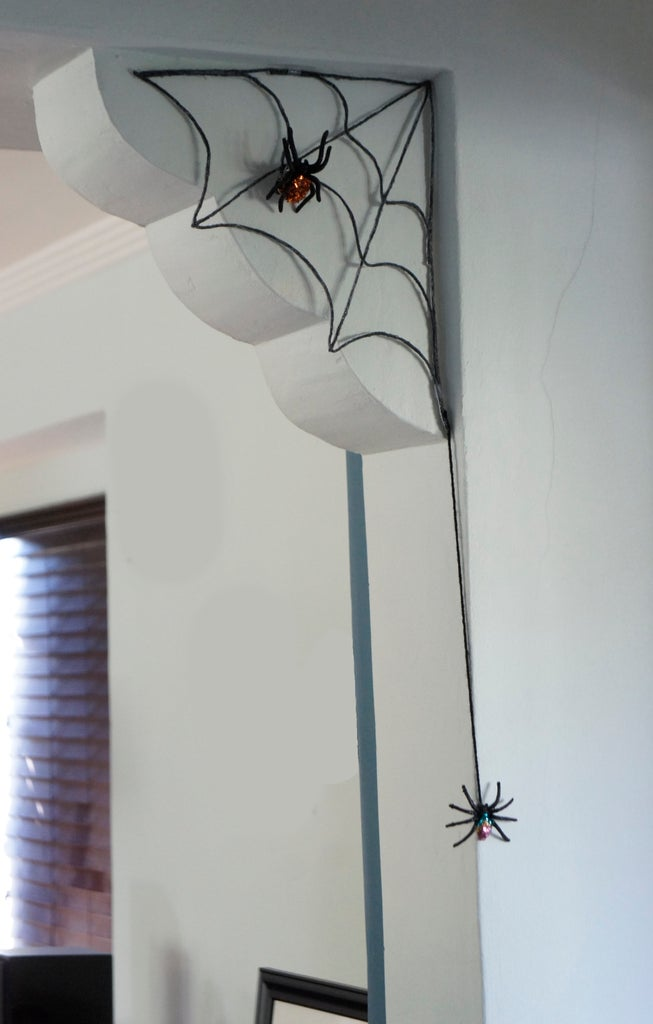 Hang Your Spider Webs!