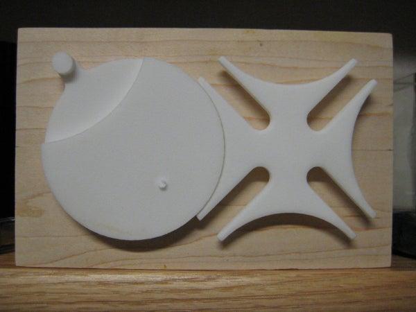 3D-Printed Geneva Drive