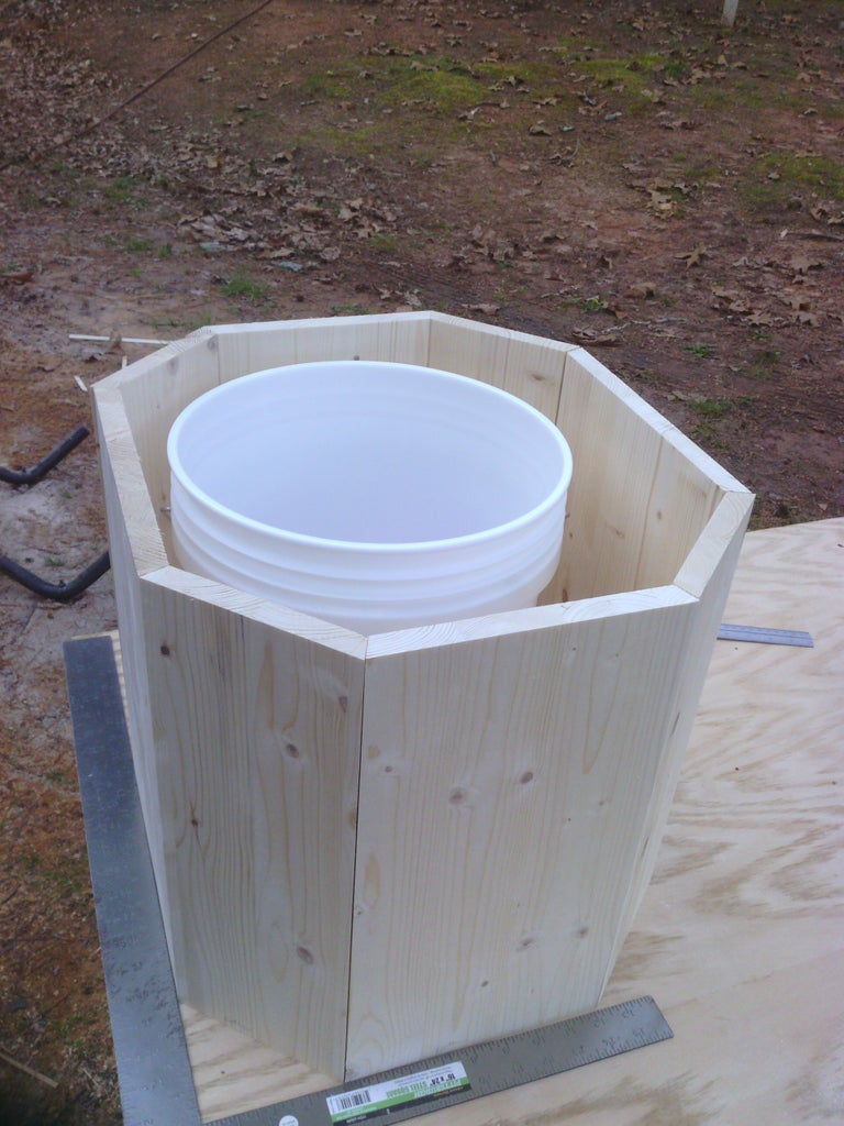 Fitting Panels for the Toilet Base