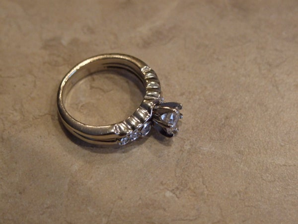 How to Clean an Engagement Ring