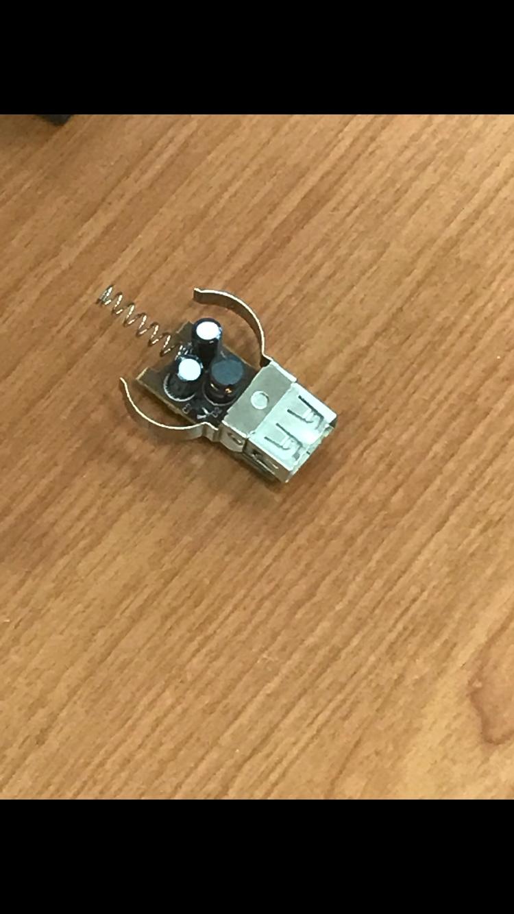Get the USB Circuit