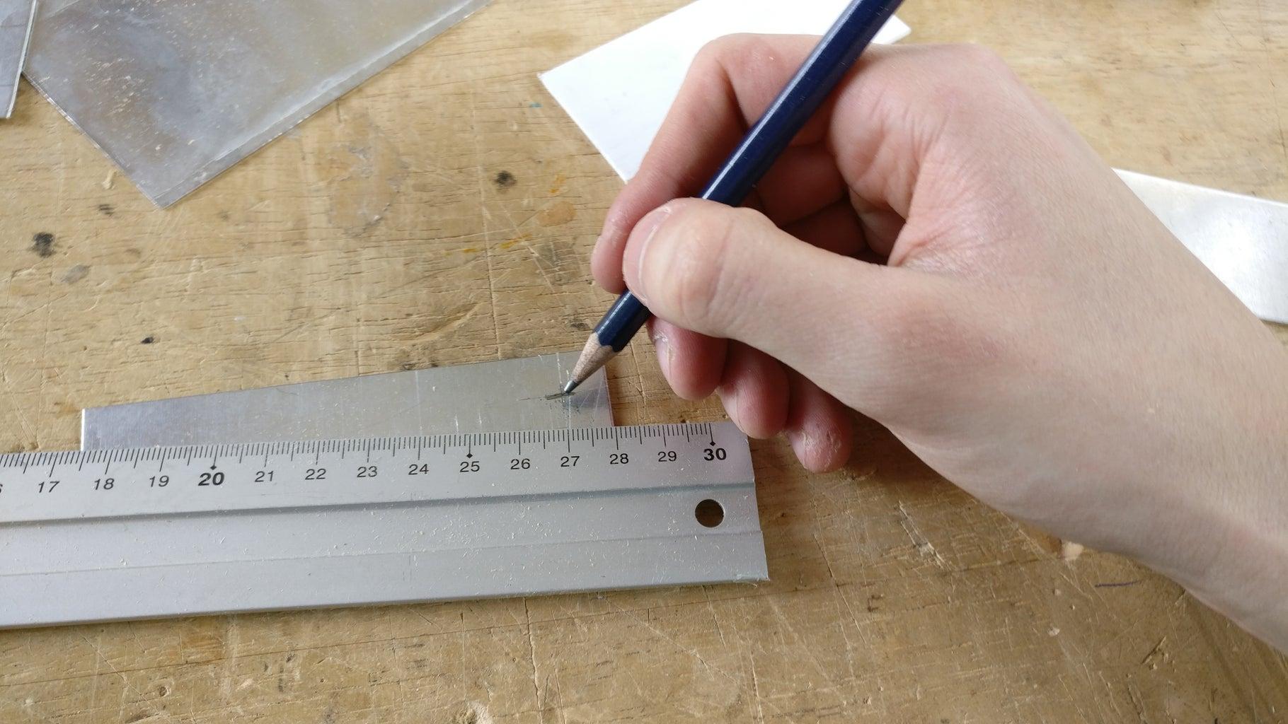 Preparing the Work Piece