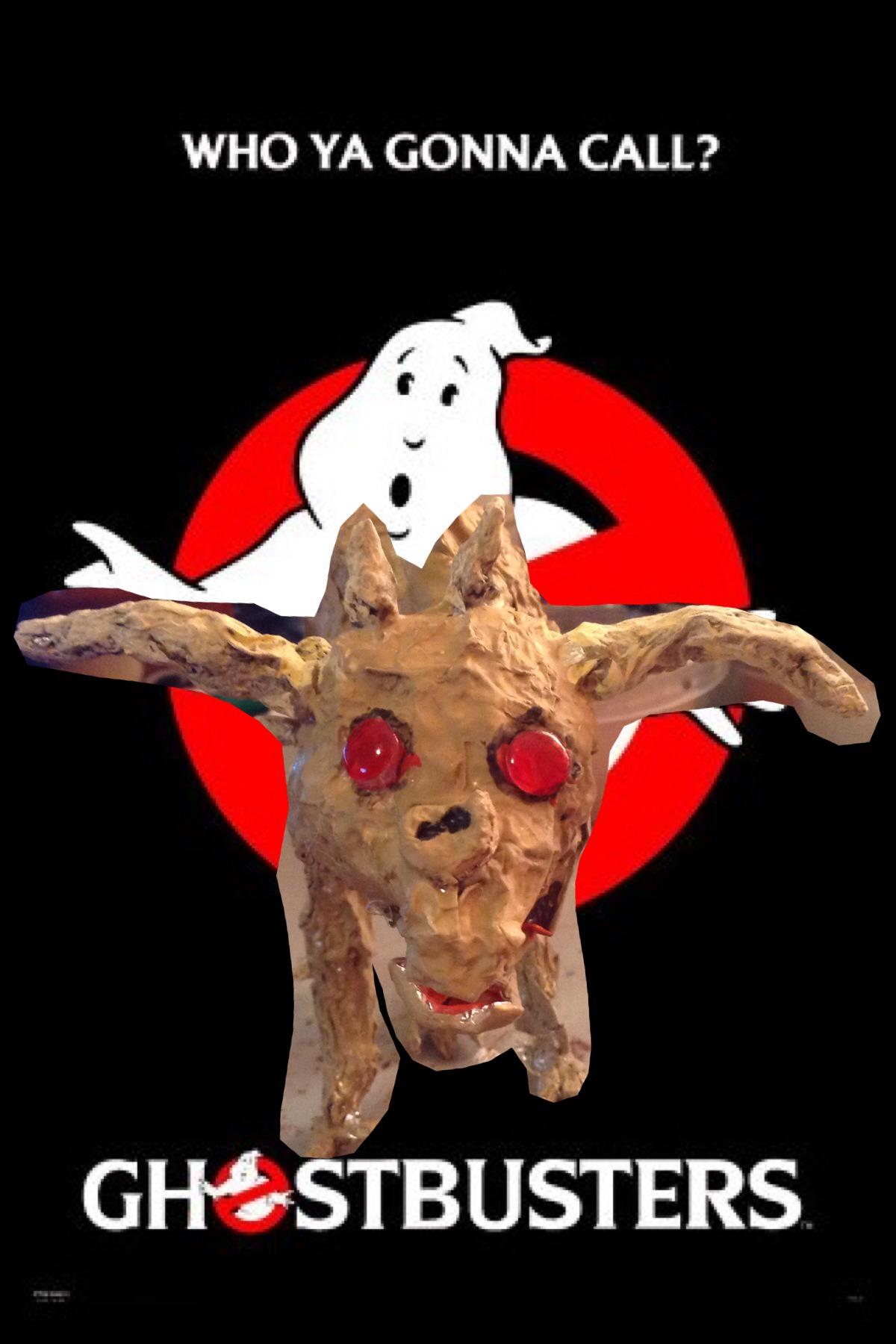 Terror Dog GhostBusters