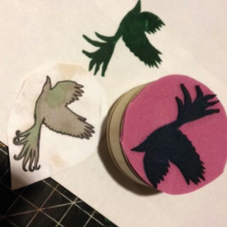 How to Make Foam Stamps