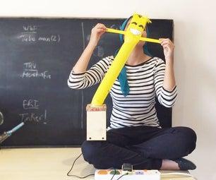 Mini Wacky Waving Inflatable Tube Man