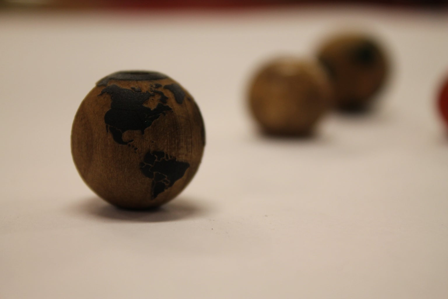 Think of Things That Would Look Cool Etched Onto Beads...