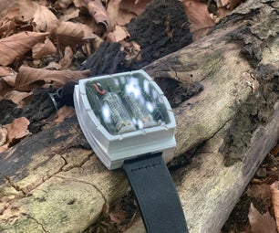 Nixietube Wristwatch