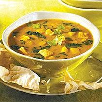 Mulligatawny: an Anglo-Indian Soup