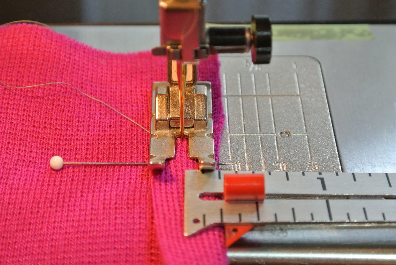 Sew the Leg Seams