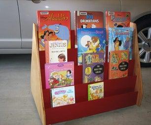 Classroom Bookcase