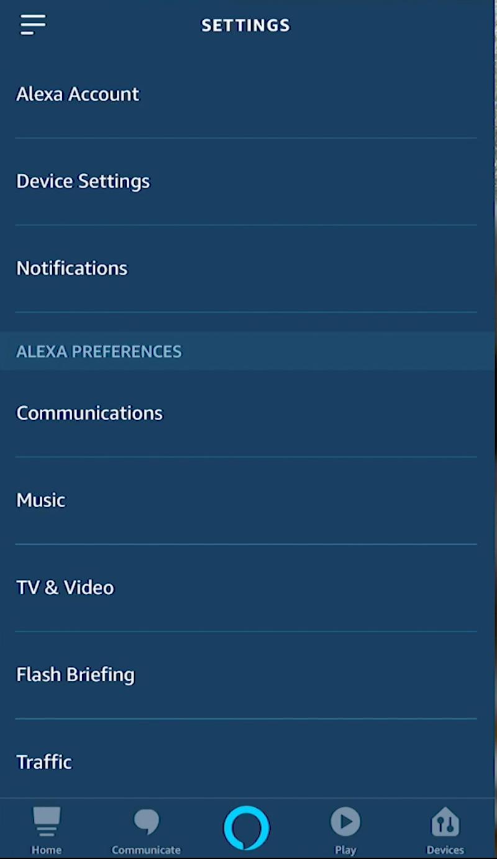 Connecting Amazon Alexa to Spotify