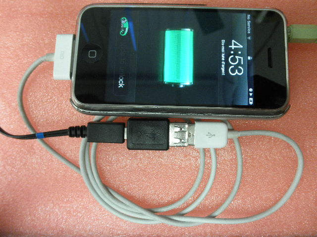 Use your old (Mini-USB) charger to charge any USB chargeable phone/MP3 Player/iTouch/iPhone/iPad for $1.61