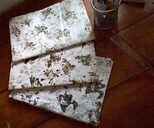 Home Made Book Covers