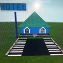 Minecraft Hotel PS4 edition