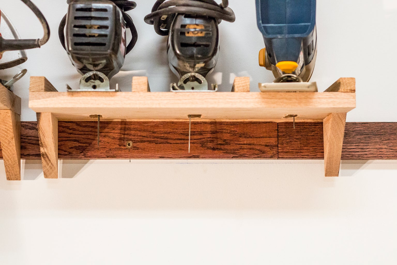 Build Tool Holders and Mounts