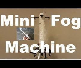 Mini Fog Machine Smoke Mist Maker