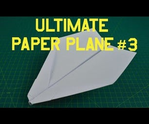 How to Make a Paper Plane That Flies Over 100 Feet?