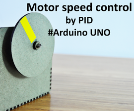 DC Motor Speed Control PID