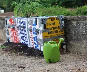 A-Political Planter Box