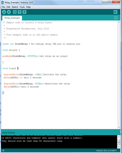 Programming the Board Basics