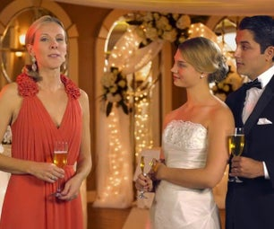 Wedding Toast Tips From Toastmasters