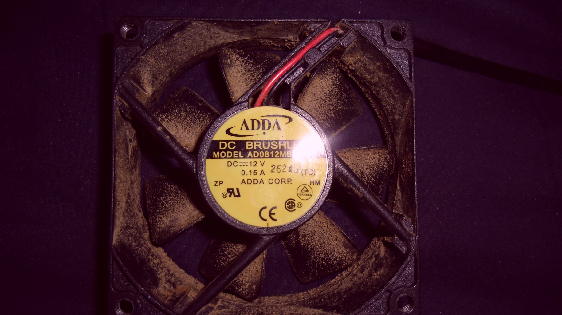 Fix a PC Power Supply Fan Without Needing Screwdrivers