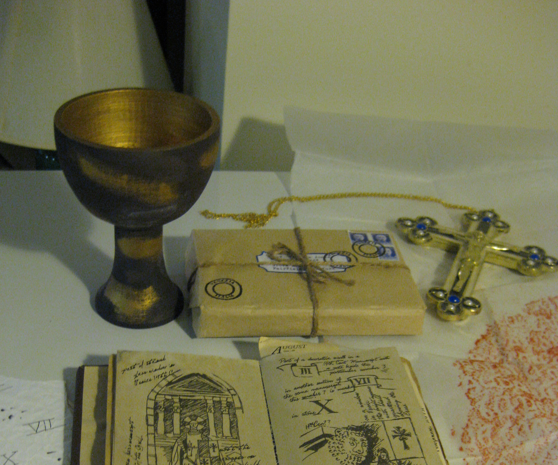 Indiana Jones Holy Grail Replica