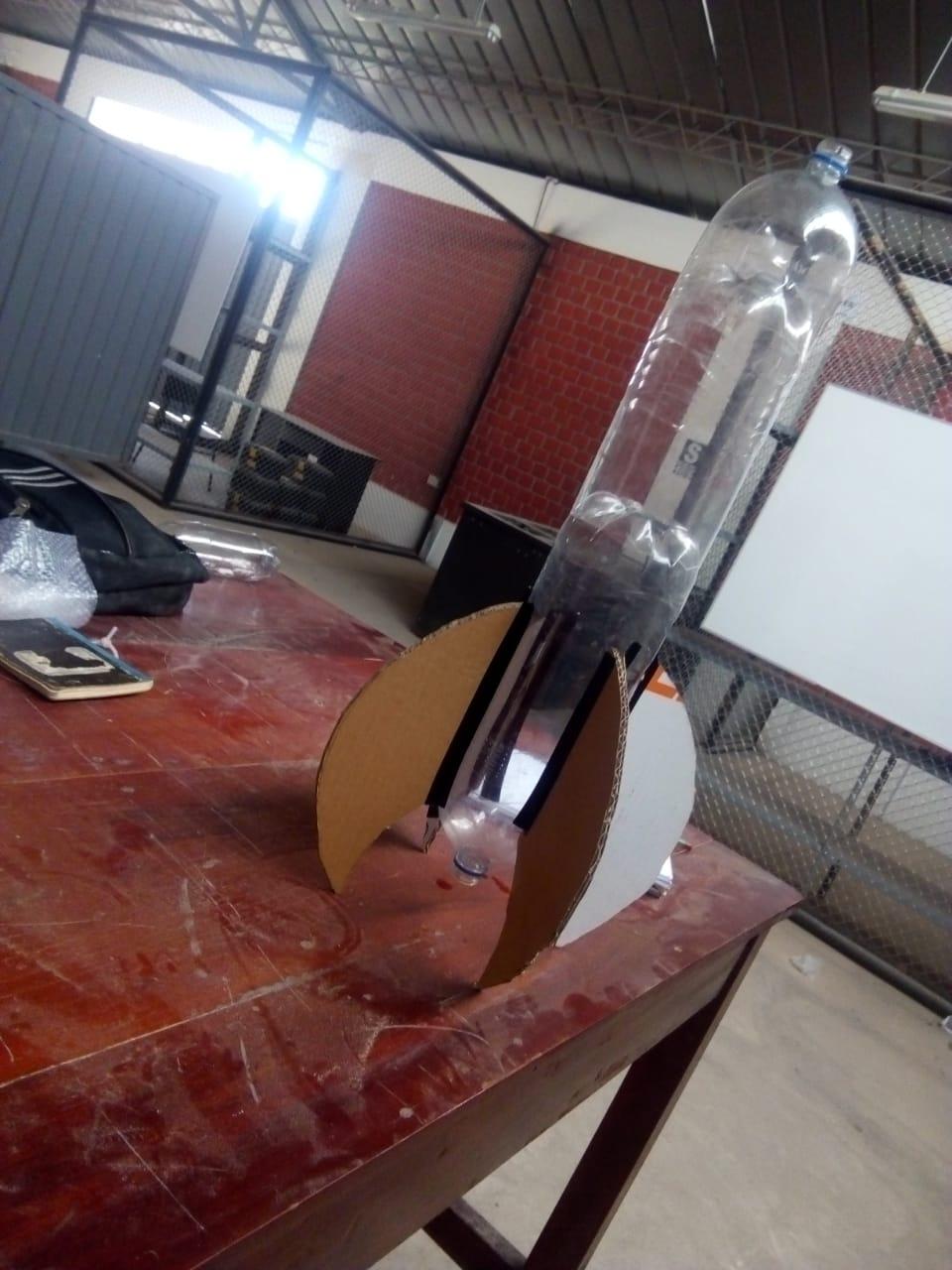 EXTRA:Cohete De Agua En 10 Minutos