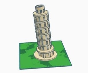 The Leaning Tower of Pisa (scene)