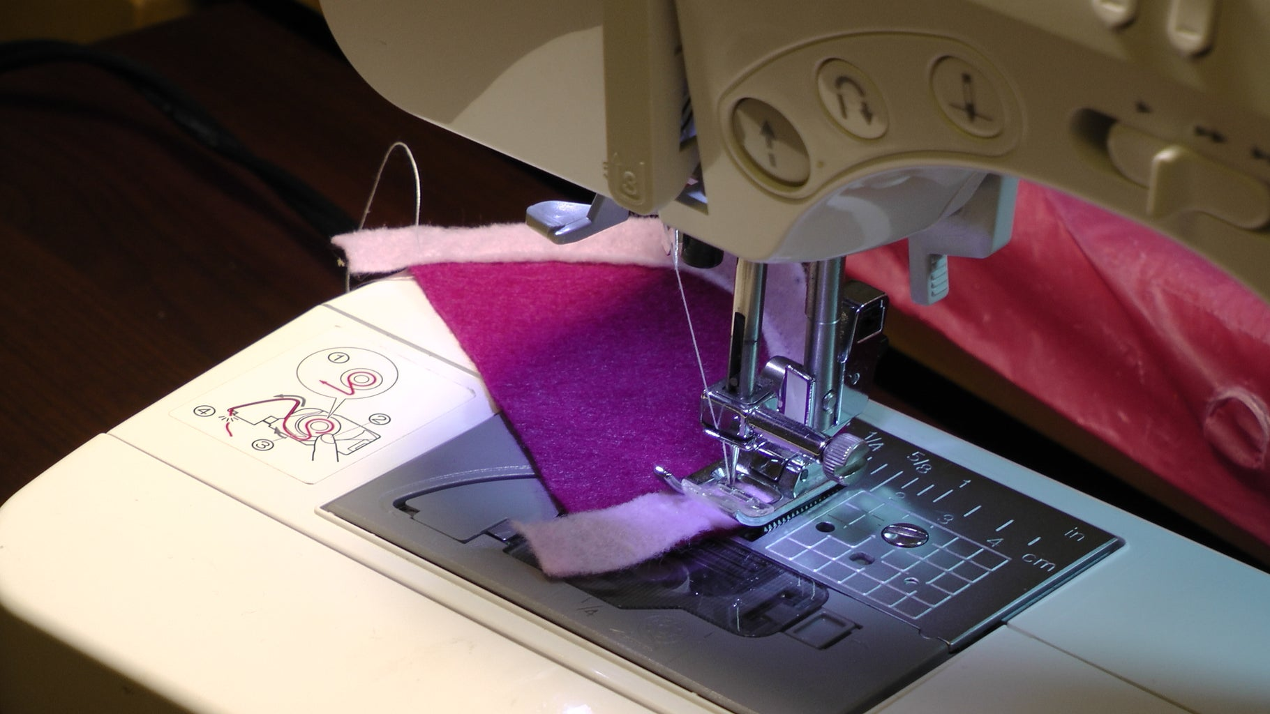Sewing the Faces
