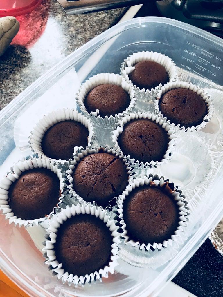Chocolate Cupcake #HMS2018