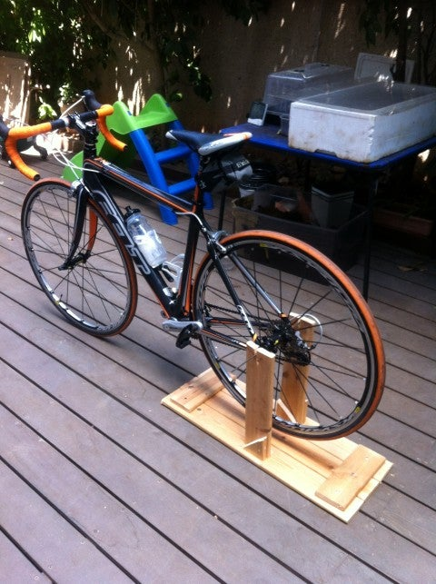 Bicycle Stand - EAsy & Simple